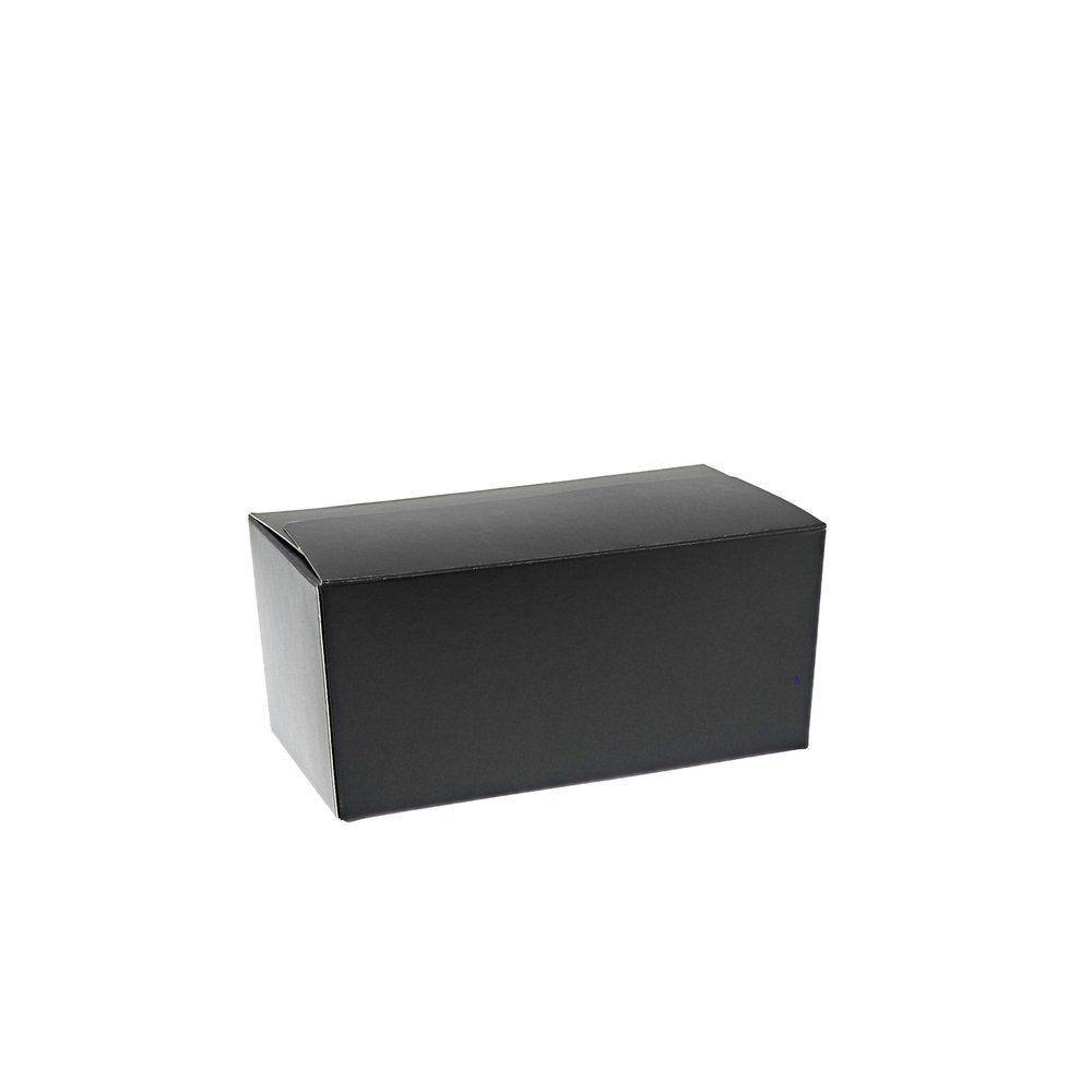 Ballotin noir intérieur or 375g - par 50 (photo)