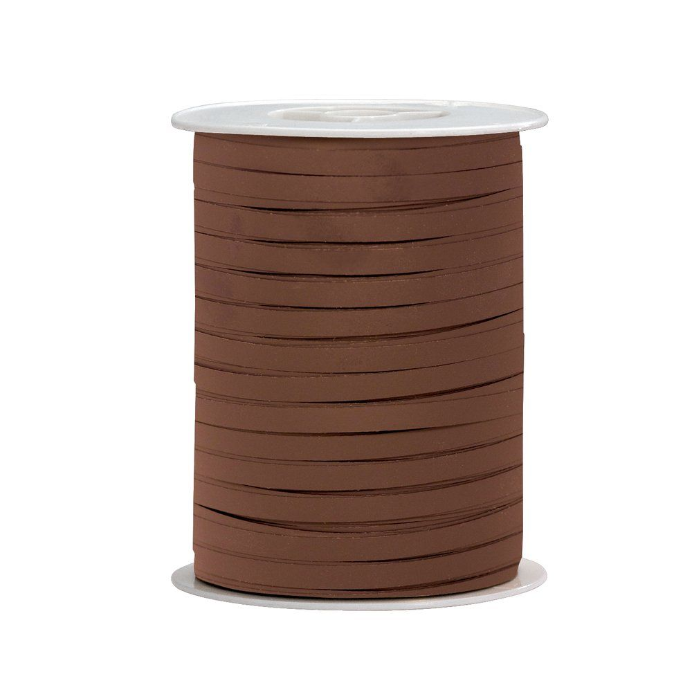 Bolduc Starmetal mat chocolat en 5mm x250m