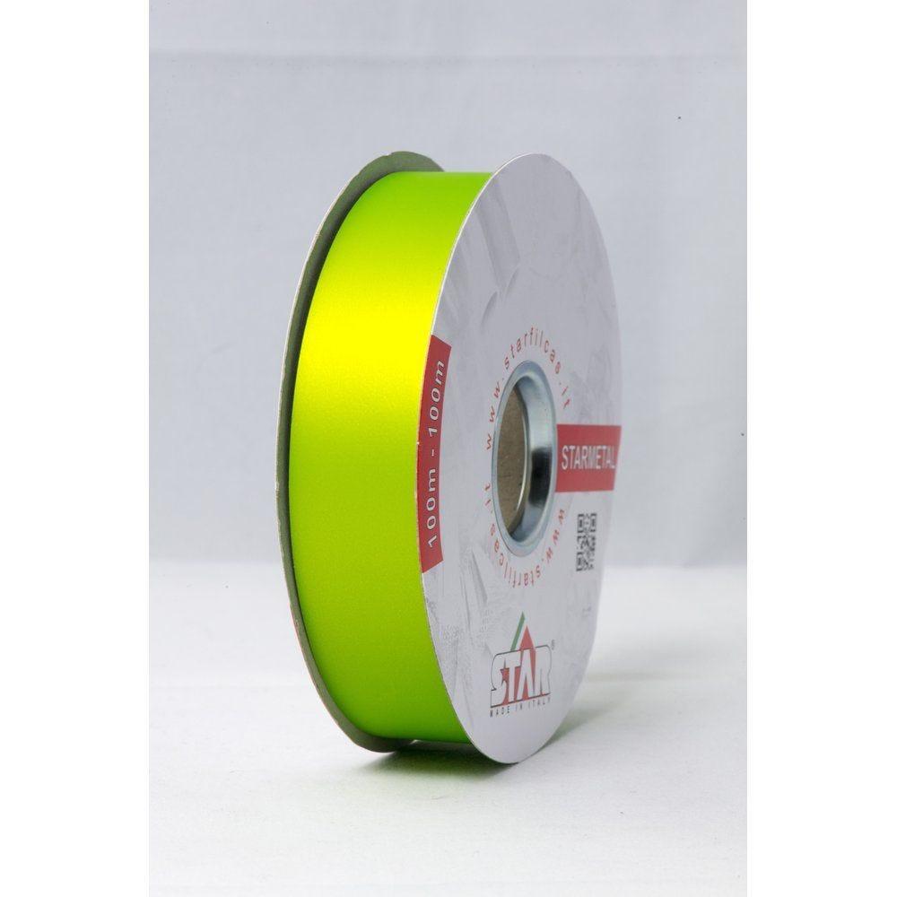 Bolduc Starmetal mat vert anis en 31mm x 100M