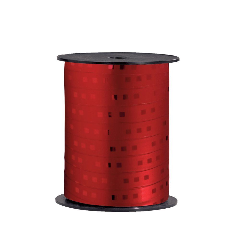 Bolduc 'Haley' rouge en 10mm x 225M (photo)