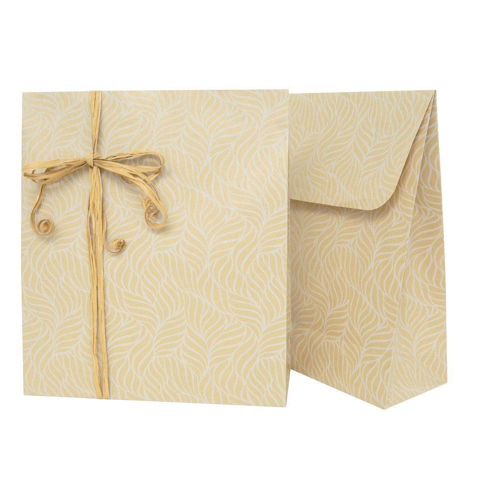 Pochette Cialos avec bande adhésive 26x30+10cm - par 20