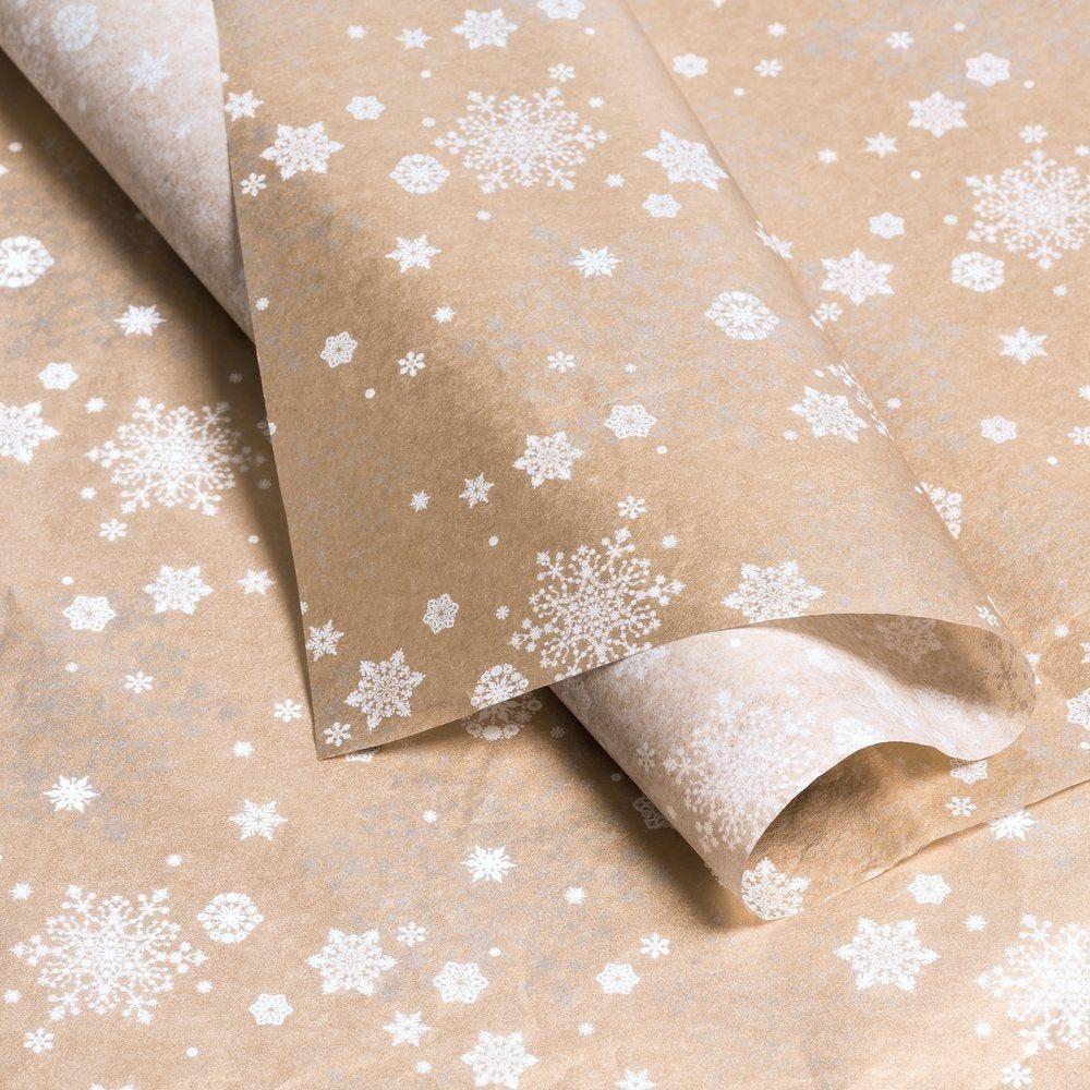 Papier de soie 'Gabriele' 50 x 75 cm - 100 feuilles (photo)