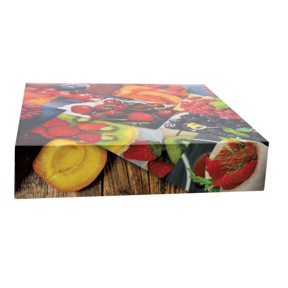 Boîte patissière Polaroid multicolore 23x5cm - par 50