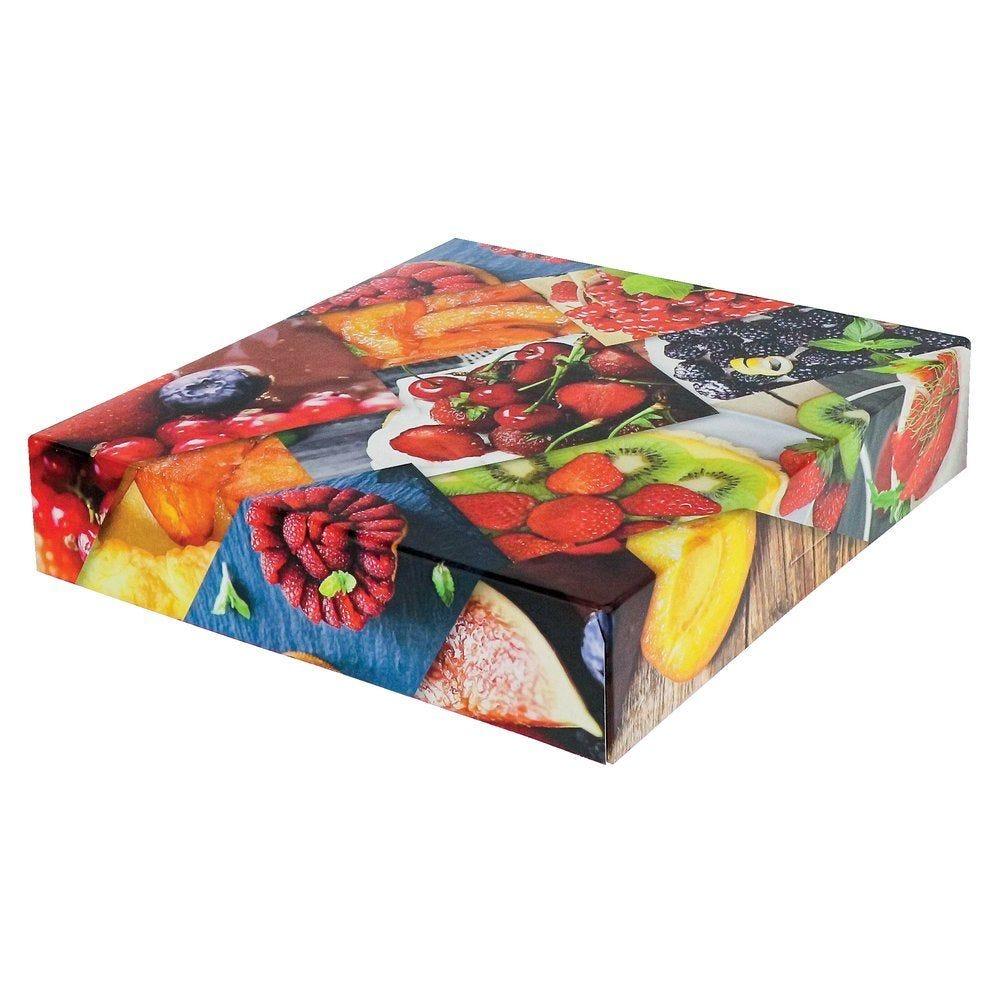 Boîte patissière Polaroid multicolore 26x5cm - par 50