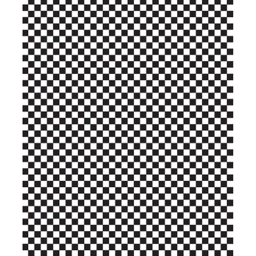 Feuille papier pour emballage hamburger 28x34cm noir et blanc - par 1000
