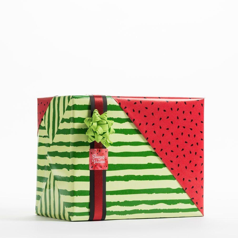 Papier cadeau Watermelon 0,70 x 50 m (photo)