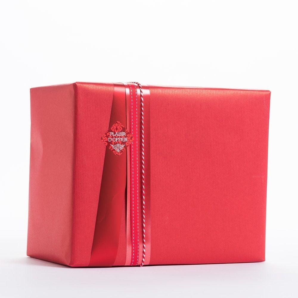 Papier kraft rouge 0,70 x 100 m (photo)