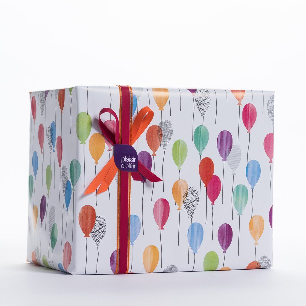 Papier cadeau Candy 0,70x100m (photo)