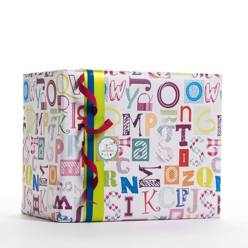 Papier cadeau Zarah 0,70x50 m