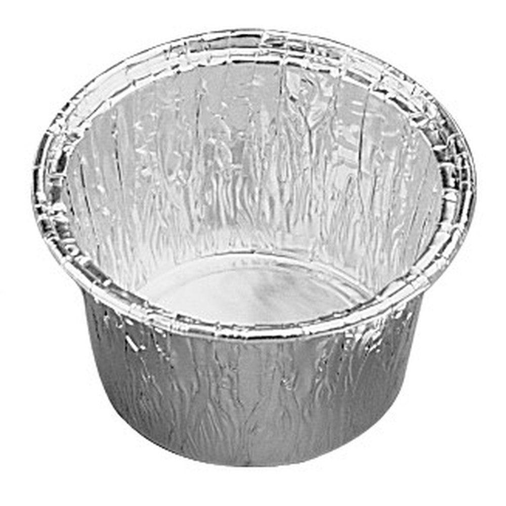 Ramequin aluminium 157ml - paquet de 100
