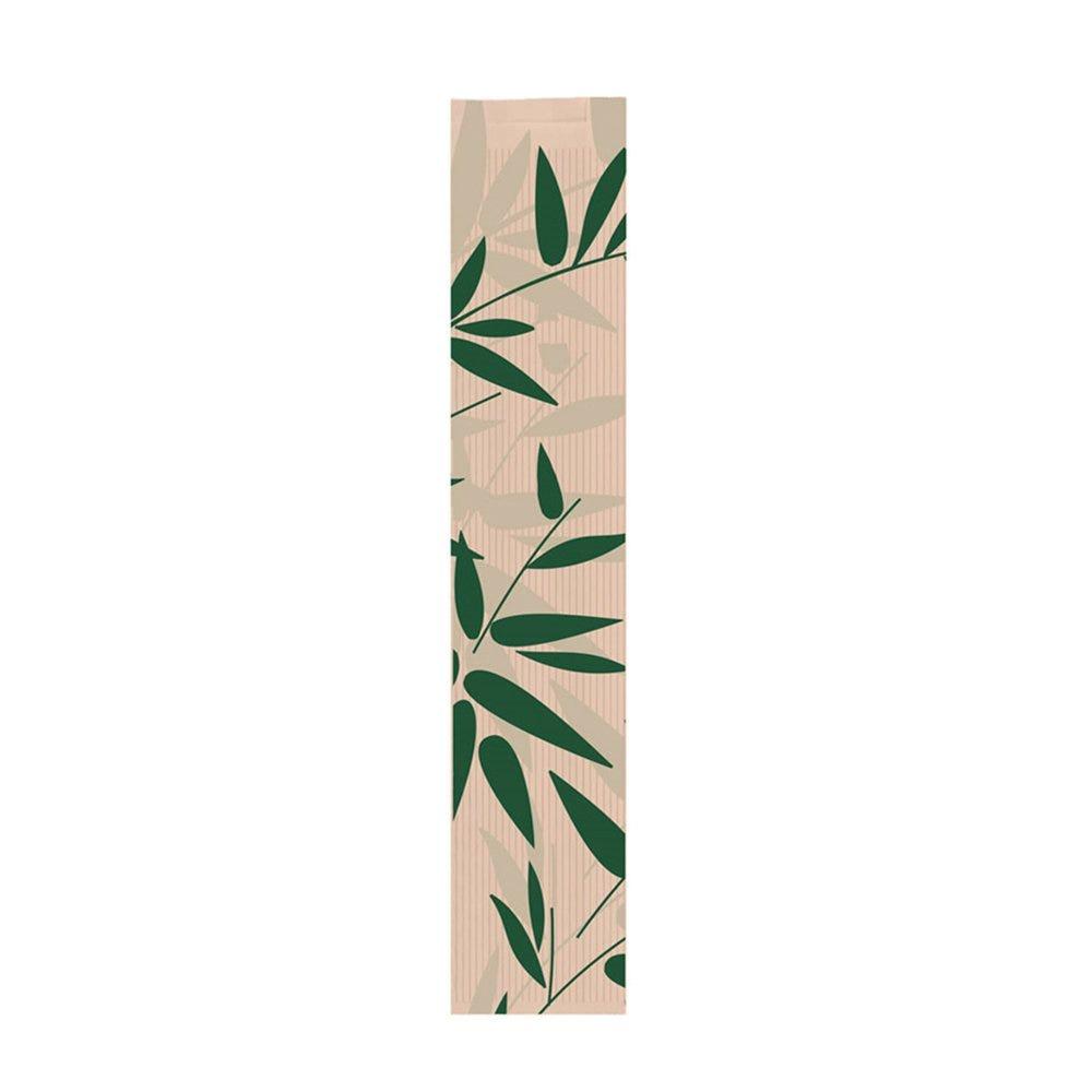 Sac pain papier Feel Green 9+3,5x35cm - par 250