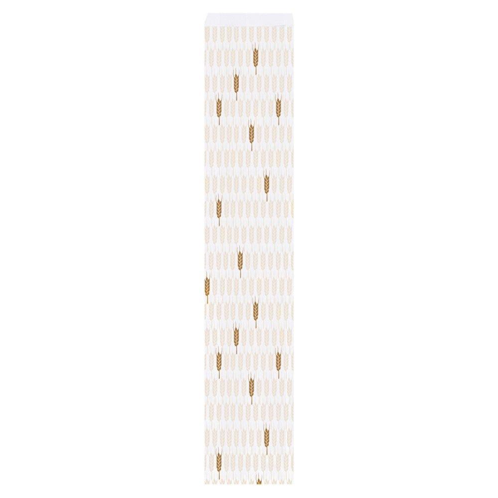 Sac pain papier Ceres 12+7x66cm - par 100