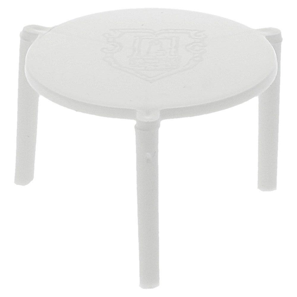 Trépied pizza PS blanc Ø4,5x3cm - par 2000