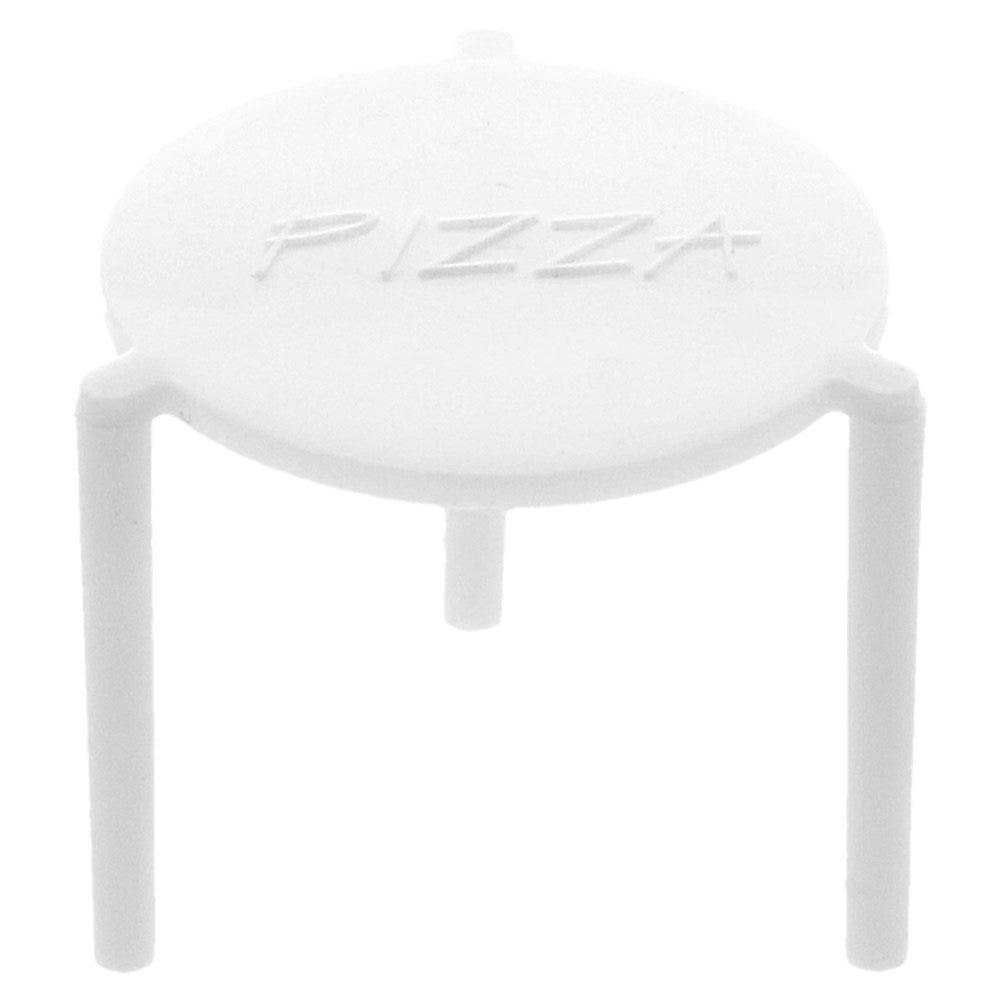 Trépied pizza PS blanc Ø4,5x3,7cm - par 2000