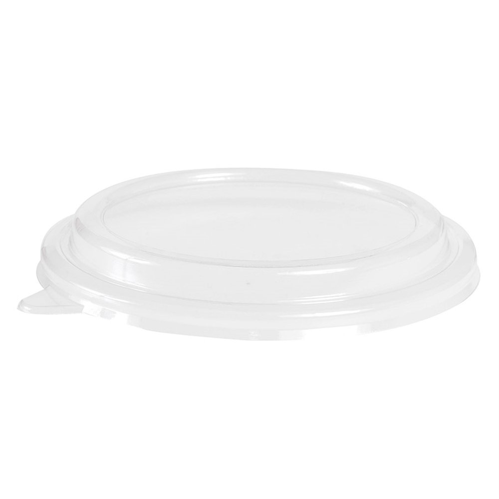 Couvercle transparent PET Ø18,5cm pour saladier 1100cc - par 300