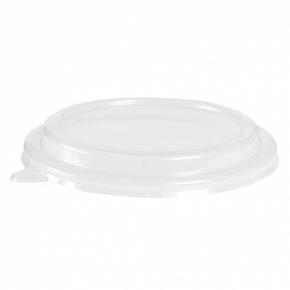Couvercle transparent PET Ø18,4cm pour saladier 1300cc - par 300