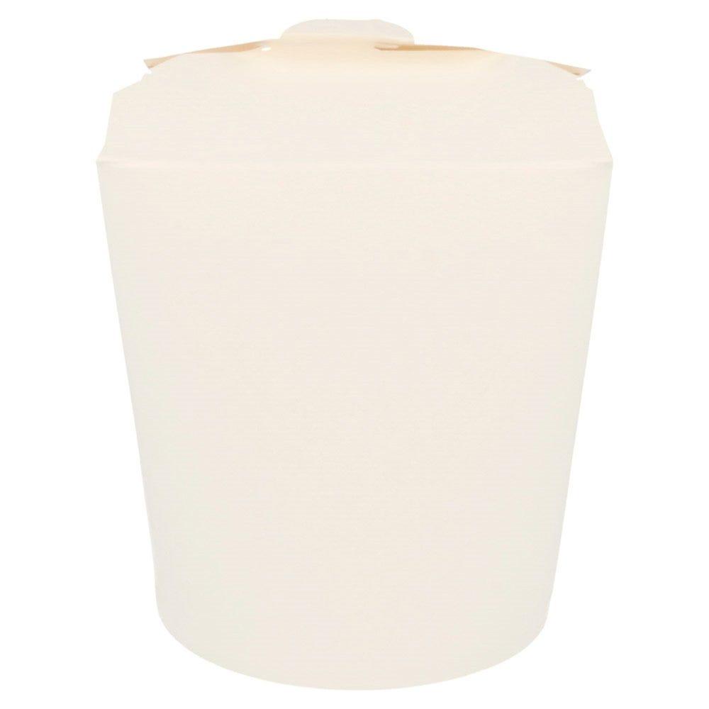 Boite à pâtes blanche 960ml Ø9x10,8cm - par 50