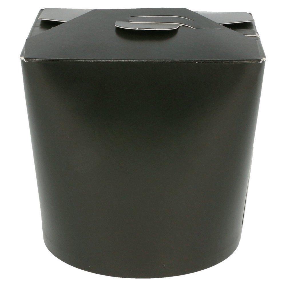 Boîte à pâtes Black edition 480cc Ø8x9cm - par 50