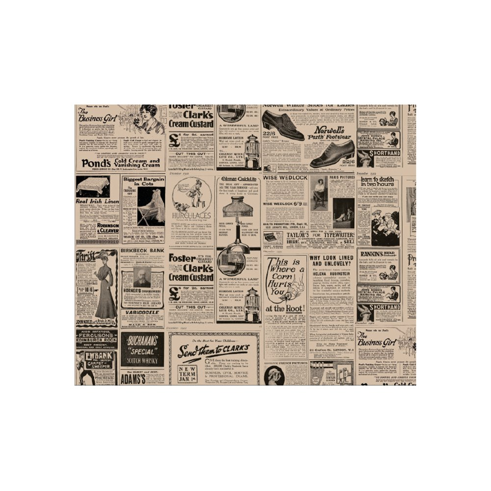 Feuille ingraissable pour burger Times 28x34cm - par 1000