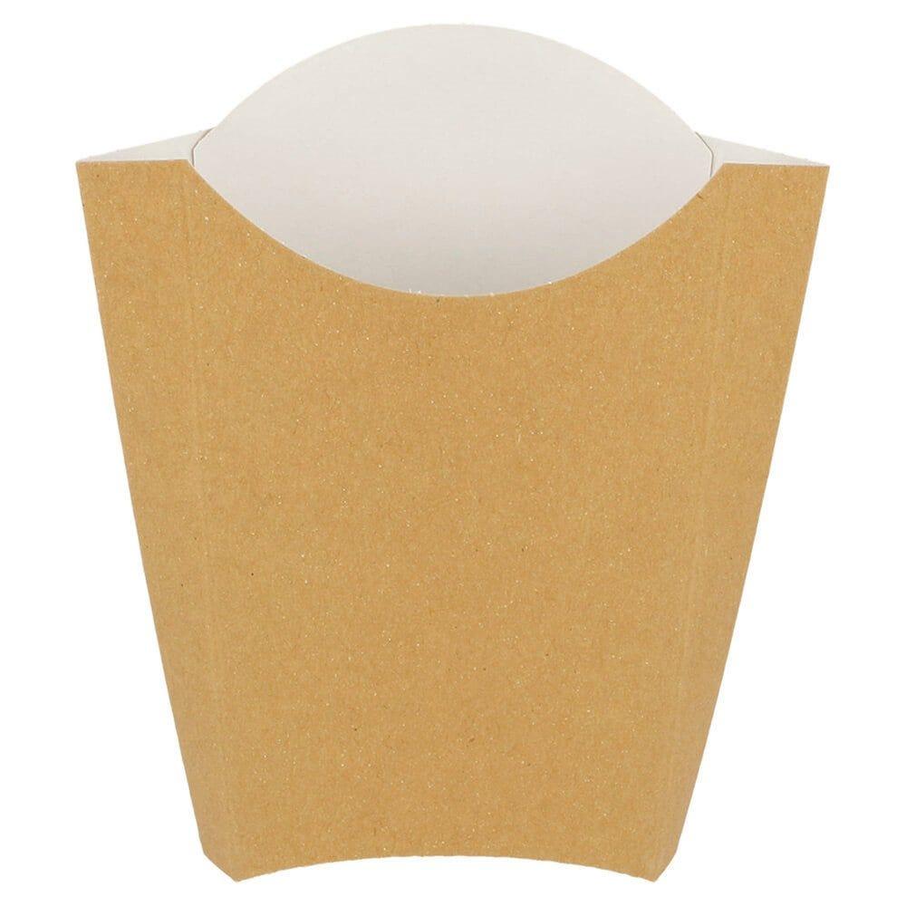 Pochette à frites carton 165g 13,5x8,5x16cm - par 1200