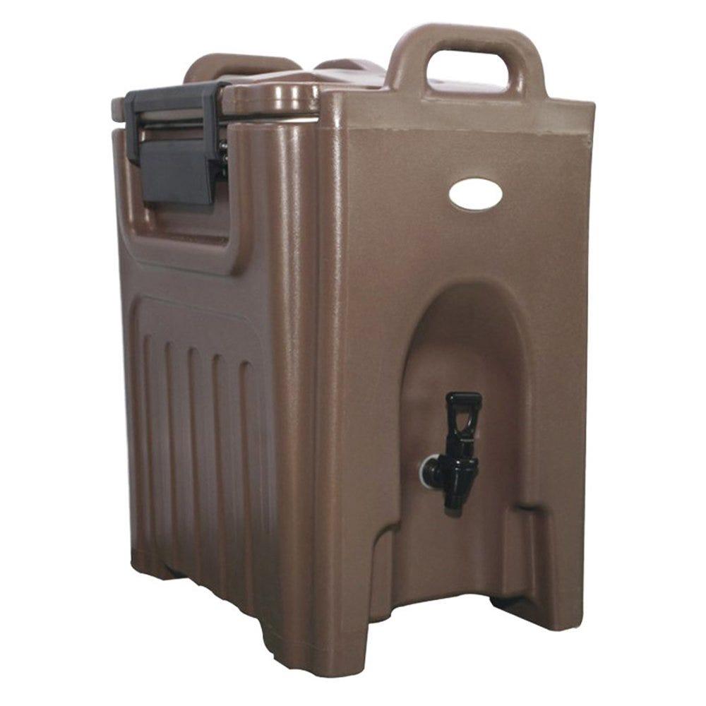 Coffre boissons isothermique marron 40L 50x41,5x62,5cm - par 1