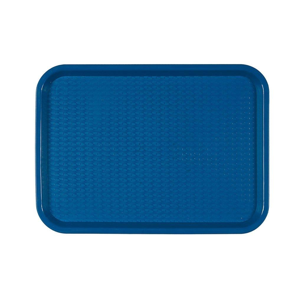 Plateau fast food bleu 30,4x41,4cm - par 1