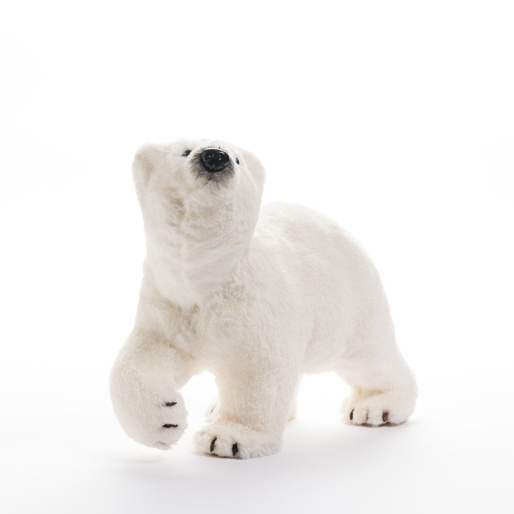 Ours blanc          37x20x30cm (photo)
