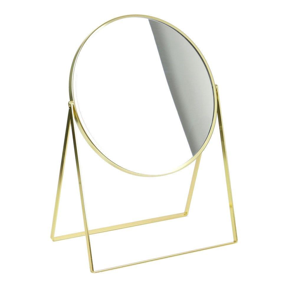 Miroir beauté à poser 13x15cm