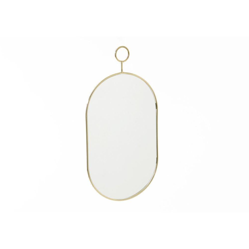 Miroir ovale L25XH48 CM