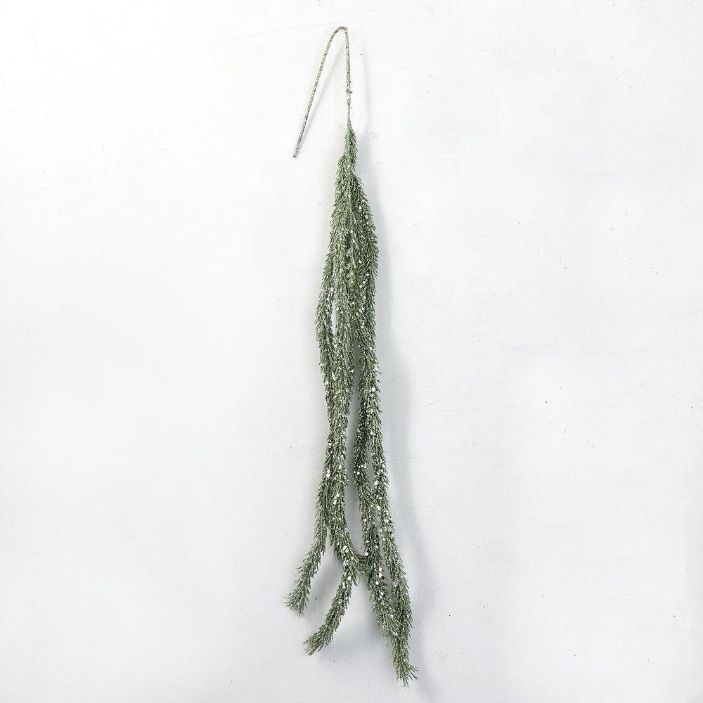 Branche givrée L 94 cm