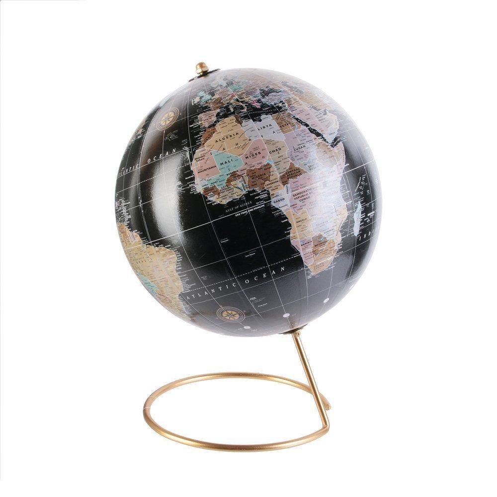 Globe terrestre deco 21.5cm