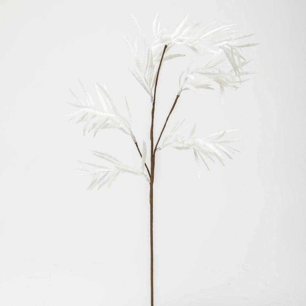 Branche enneigée L 74 cm