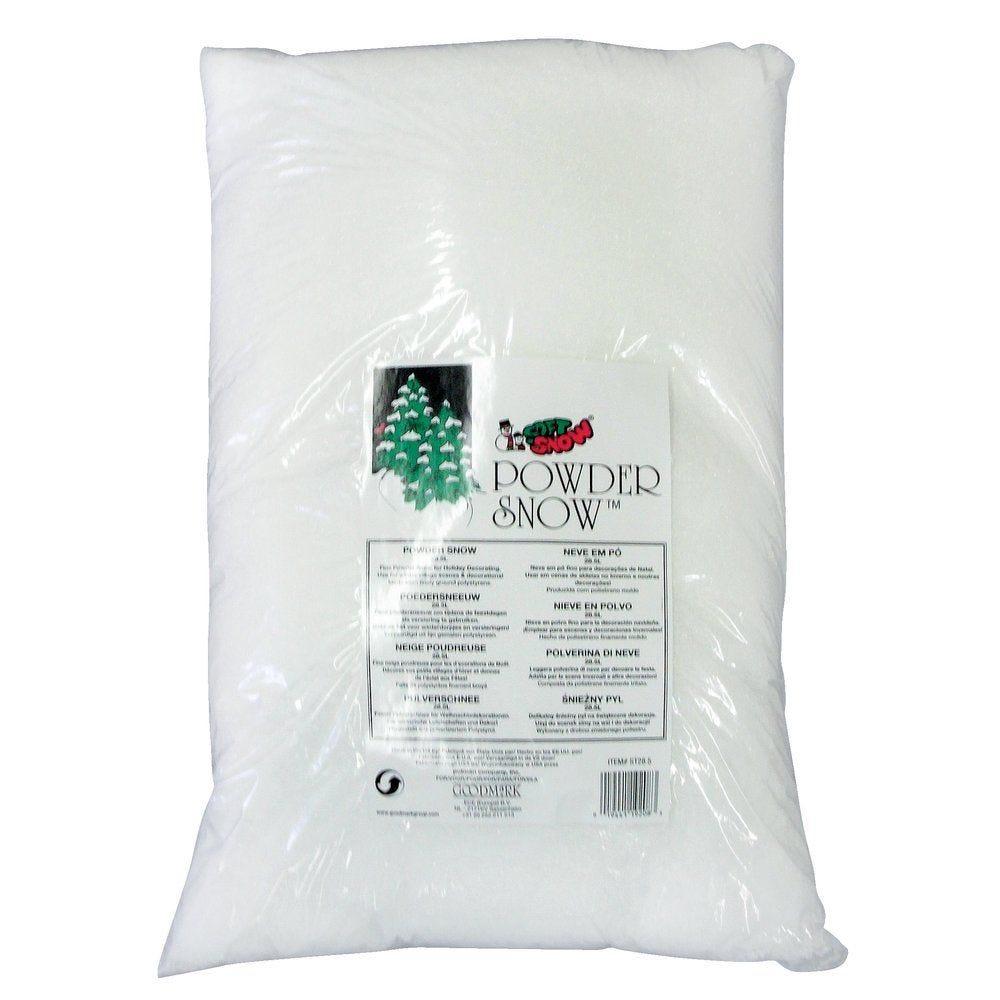 Neige poudreuse 1 paquet de 28.5 Litres (photo)
