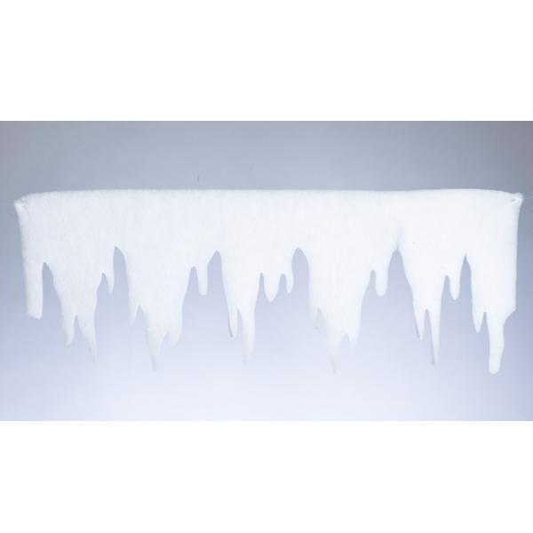 Frise glaçons L 94 x h.35,5 cm (photo)