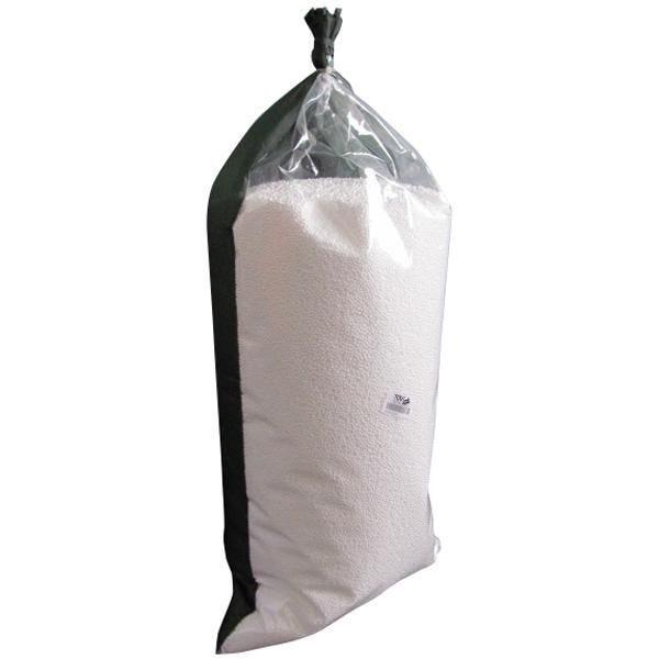 Boules polystyrène p/sapin soufflant sachet de 300gr