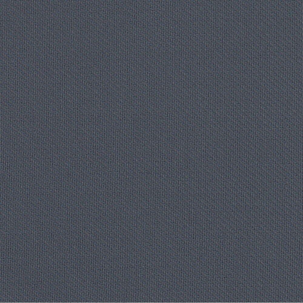 Rideau cabine d'essayage gris titanium à oeillets L.1,35 x H.2m (photo)