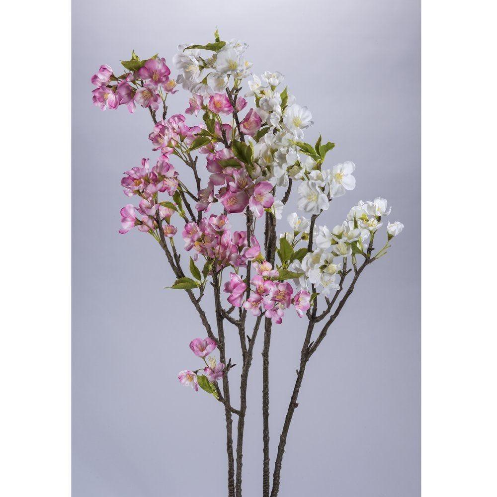 Branche de cerisier 119cm 2 coloris possibles (photo)