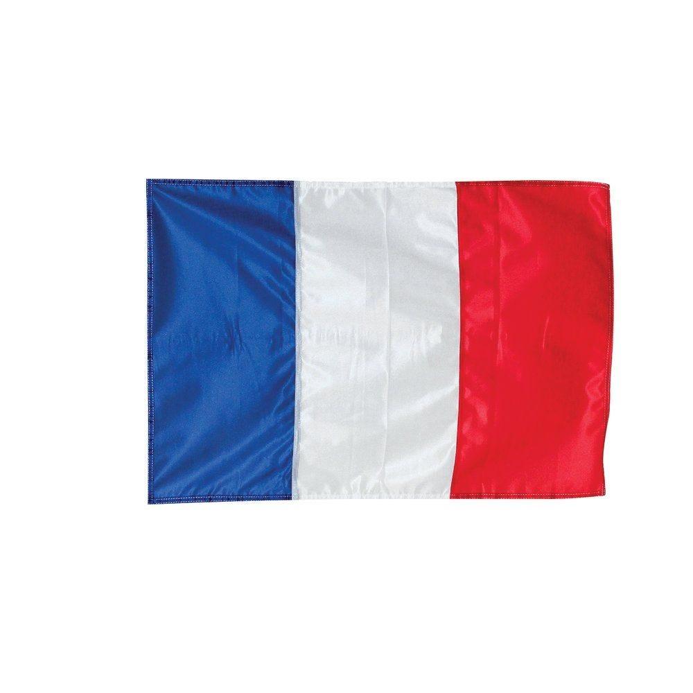 Tissu France en maille polyster 80x120cm