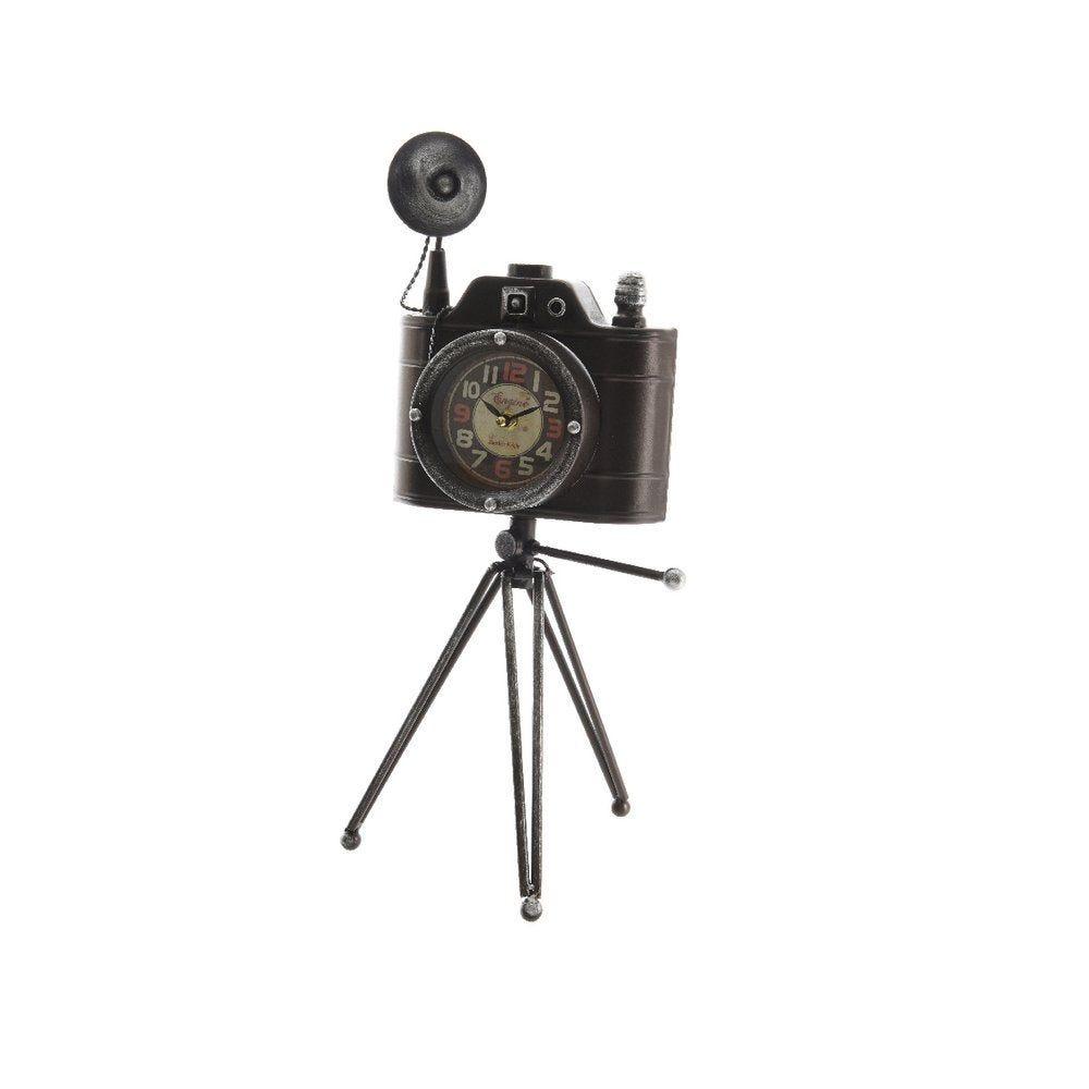 Appareil photo horloge 23x23x50,5cm (photo)