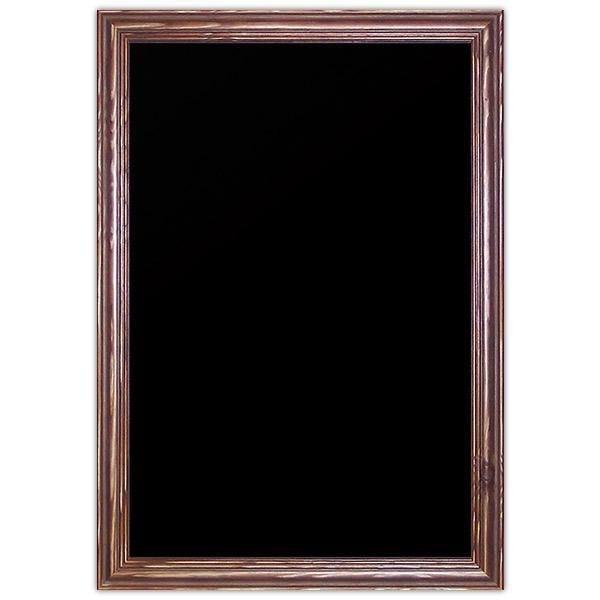 Ardoise noire vierge New authentique 40 x 60 cm (photo)