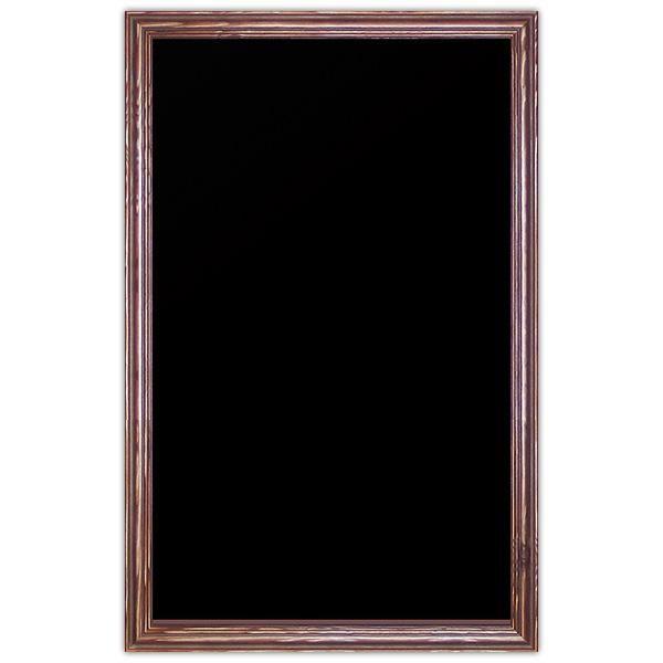 Ardoise noire vierge Authentique 50 x 80 cm (photo)