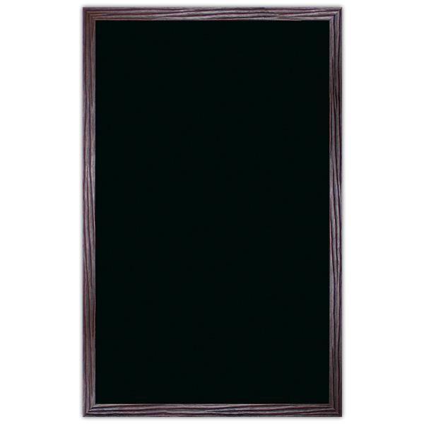 Ardoise noire vierge Wenge 70 x 110 cm (photo)