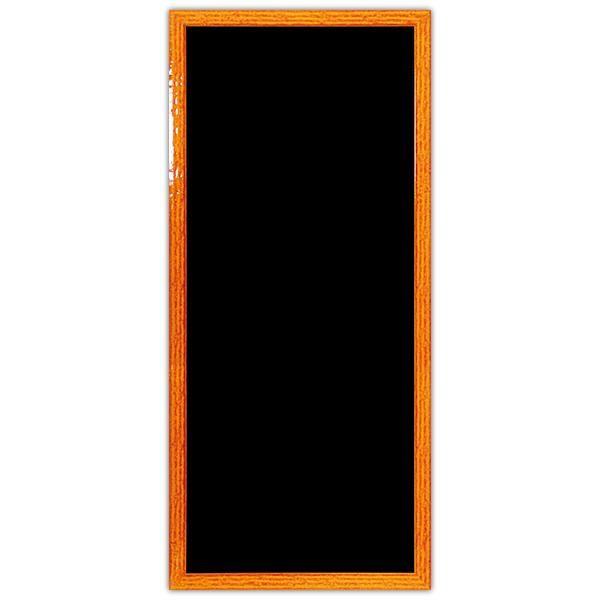 Ardoise Glassy orange 50 x 110 cm (photo)