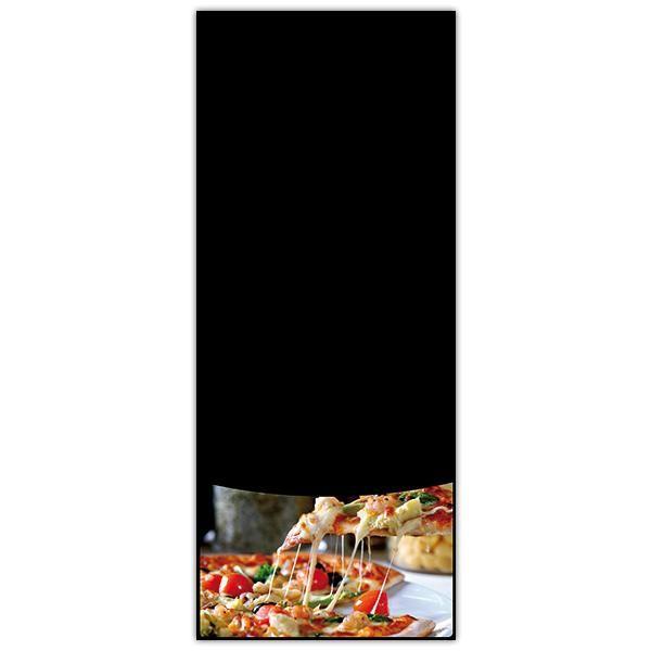 Panneau Pizza avec fil nylon 40 x 97 cm (photo)