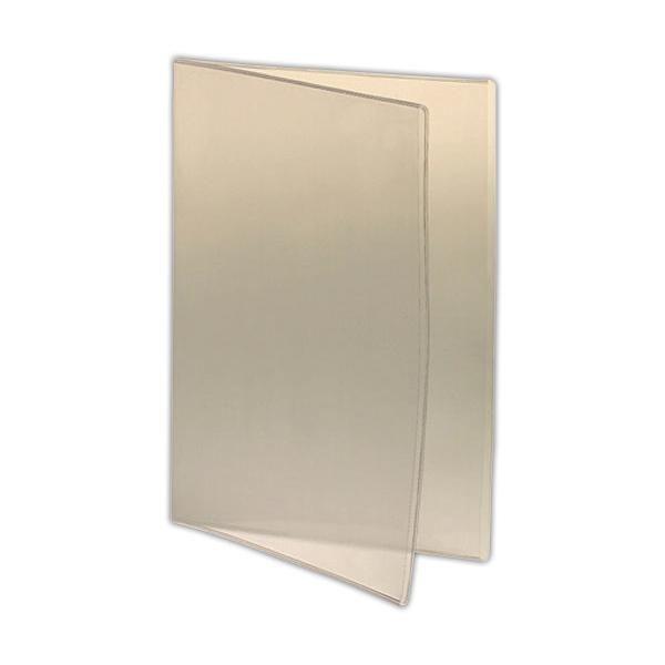 Intercalaires 2 volets pour protège-menu A5 16 x 22,5 cm Par 3 (photo)