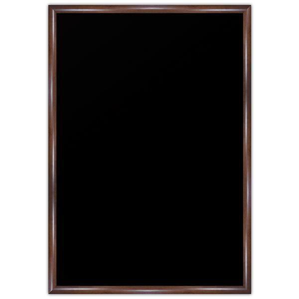 Ardoise Rondo lisse 40 x 60 cm (photo)