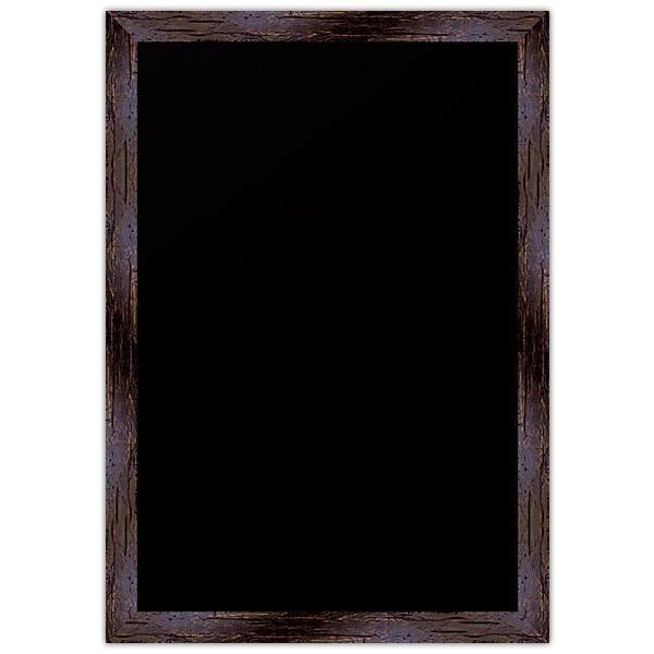 Ardoise Brocante vierge noire 40 x 60 cm (photo)