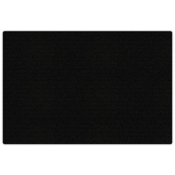Etiquette ardoise noire épaisse calipro 24 x 16 cm par 10 (photo)