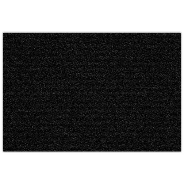 Etiquette ardoise noire épaisse calipro 10 x 15 cm par 10 (photo)