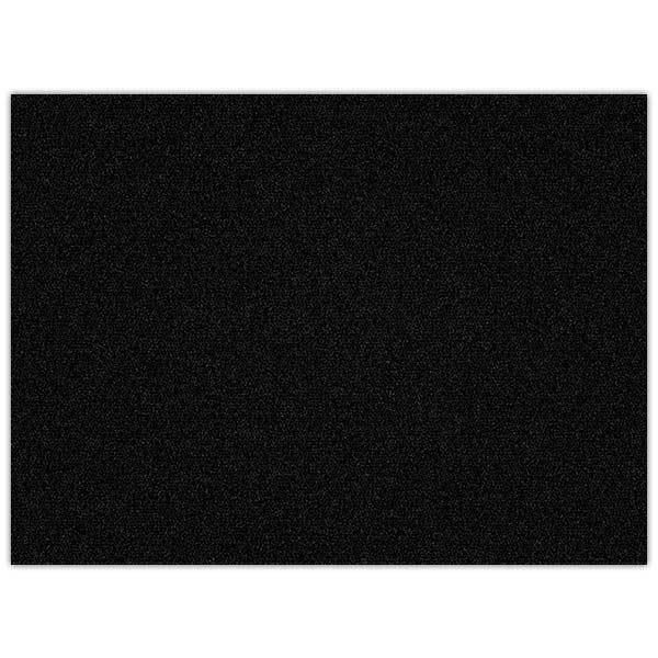 Etiquette ardoise noire épaisse calipro 20 x 15 cm par 10 (photo)